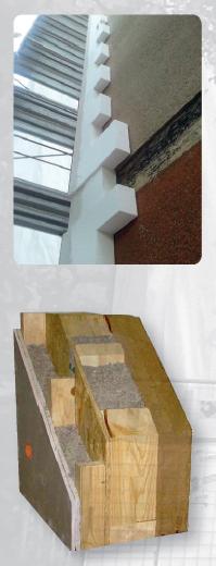 Materiali za toplotno zaščito zunanjih sten
