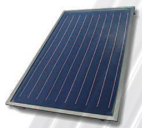 Ploščati sprejemniki sončne energije